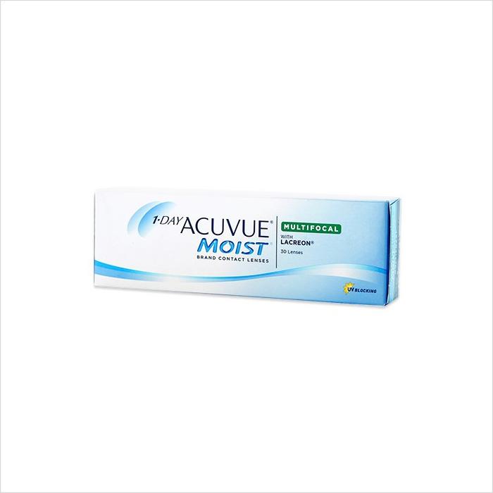 Acuvue 1 Day MF Moist 30 Pack
