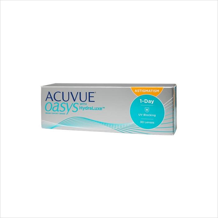 Acuvue 1 Day Astigmatism 30 Pack