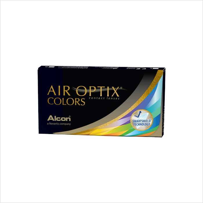 Air Optix Aqua Colors